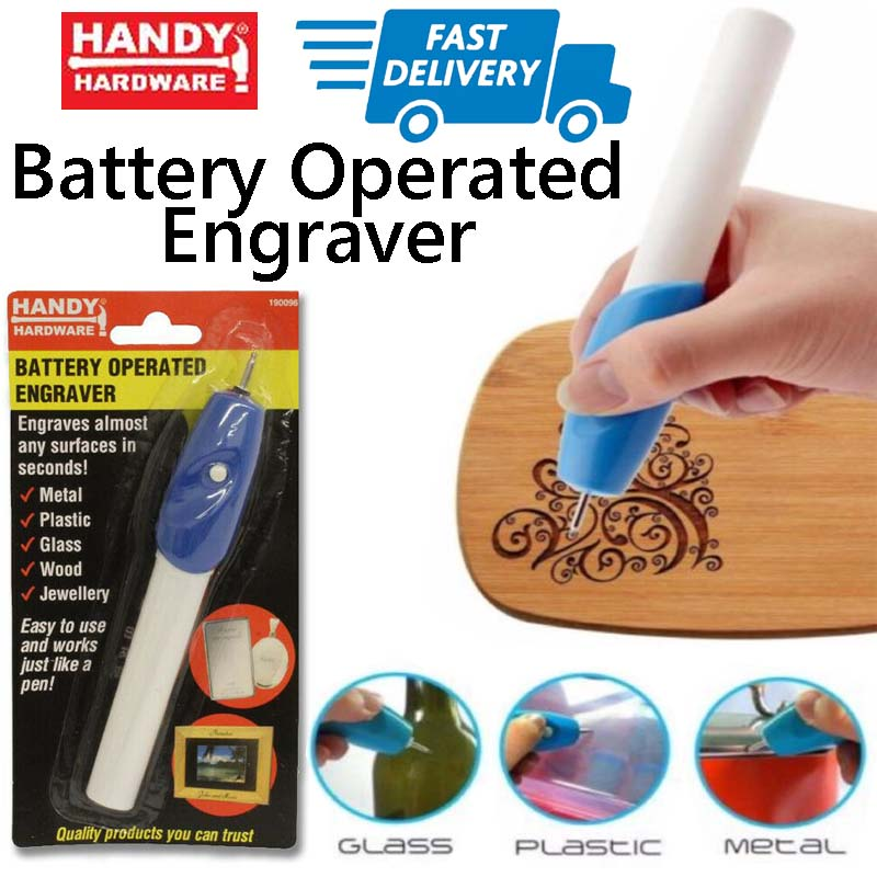 Electric Engraving Pen Tool