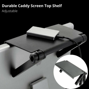Durable Caddy Screen TV Screen Rack Top Shelf