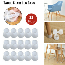 Load image into Gallery viewer, 32x Table Chair Leg Silicone Caps
