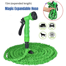 Load image into Gallery viewer, 7 in 1 Magic Expandable Expanding Flexible Garden Hose