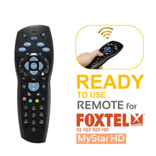 Load image into Gallery viewer, Foxtel Remote Control Mystar Sky New Zealand IQ IQ2 IQ3 Replacement
