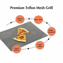 Load image into Gallery viewer, 3PCS Mintiml Charcoal BBQ Grill Mesh Mat Non-Stick Cooking Liner Sheet