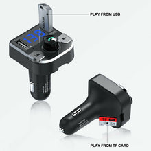 Load image into Gallery viewer, Bluetooth 5.0 Wireless Car MP3 Player Car Kit