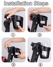 Load image into Gallery viewer, Universal Stroller Cup Holder
