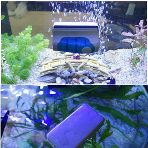 Magnetic Fish Tank Brush Glass Cleaning