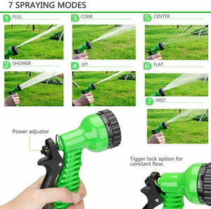 7 in 1 Magic Expandable Expanding Flexible Garden Hose