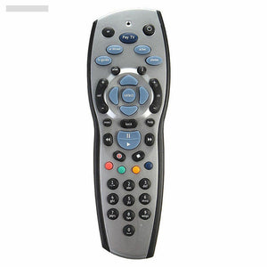 TV Remote Control Replacements Foxtel/PayTV/Sky New Zealand/MyStar Silver