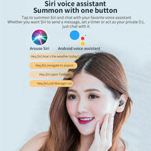 Load image into Gallery viewer, Wireless 5.0 Bluetooth Earphones Earbuds Headset