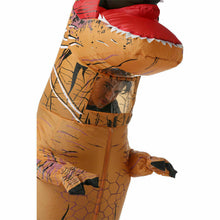 Load image into Gallery viewer, T-REX Dinosaur Inflatable Suit