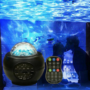 LED Star Projector Galaxy Starry Night