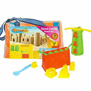 Sand Castle Beach Set 18pcs