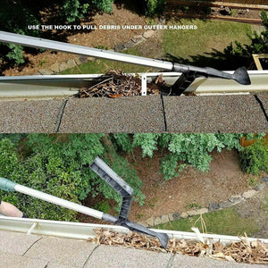 Gutter Roof Cleaning Tool