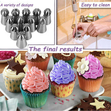 Load image into Gallery viewer, 112PCS Cake Decorating Tools