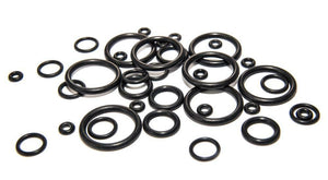 419 PCS Rubber O Ring Assortment Kit