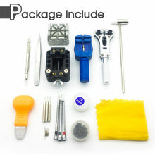Load image into Gallery viewer, 21pcs Watch Repair Tool Kit