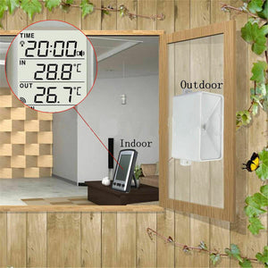 Semi-Pro Wireless Weather Station With Rain Gauge