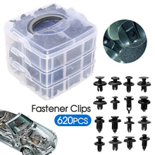 Load image into Gallery viewer, 620PCS Car Trim Body Clips Kit Fastener