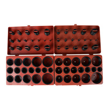 Load image into Gallery viewer, 826 Pcs Industrial Rubber O Ring Assortment Kit Set 419 Metric & 407 Imperial