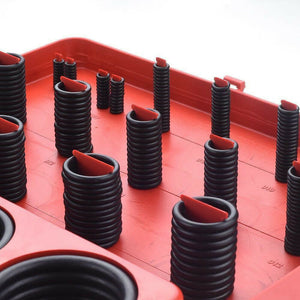 826 Pcs Industrial Rubber O Ring Assortment Kit Set 419 Metric & 407 Imperial