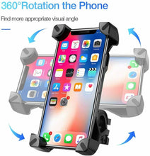 Load image into Gallery viewer, Bike MTB Handlebar Mount Holder Stand For Mobile Phone GPS