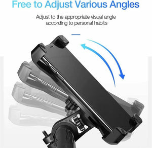 Bike MTB Handlebar Mount Holder Stand For Mobile Phone GPS