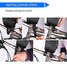 Load image into Gallery viewer, Waterproof Bicycle Handlebar Mount Holder Case