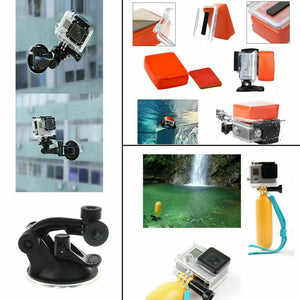 216pcs GoPro Hero Accessories Pack Case
