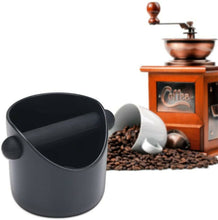 Load image into Gallery viewer, Coffee Knock Bin Espresso Grinds Waste Box