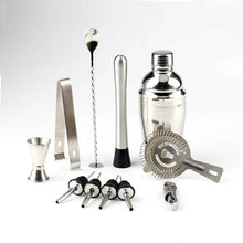 Load image into Gallery viewer, 12pcs Cocktail Shaker Set