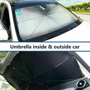 Foldable Car Windshield Umbrella Sunshade