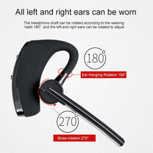 Load image into Gallery viewer, Bluetooth Headset Wireless Headphones with Mic