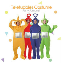 Load image into Gallery viewer, Teletubbies Adult Jumpsuit Unisex Party Outfit Halloween Costume