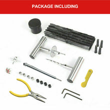 Load image into Gallery viewer, Recovery Tyre Puncture Repair Kit Heavy Duty 56PCS