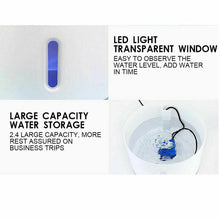 Load image into Gallery viewer, LED USB Automatic Electric Pet Water Fountain