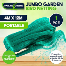 Load image into Gallery viewer, 12M Anti Bird Netting Garden Net Mesh
