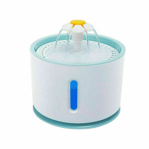 LED USB Automatic Electric Pet Water Fountain