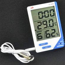 Load image into Gallery viewer, Digital Thermometer Hygrometer Indoor Outdoor Temperature Humidity Meter