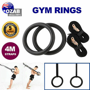 Gymnastic Rings Pair Gym Hoop