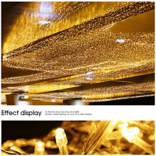 Load image into Gallery viewer, 100m Warm White 500 LED String Fairy Lights