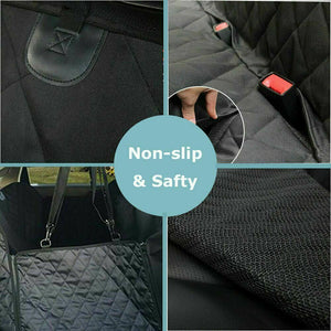 Waterproof Back Seat Car Pet Cover