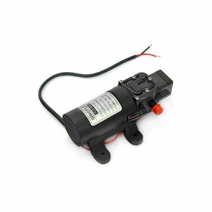 12V 4.3Lpm Self-Priming Water Pump High-Pressure Caravan Camping Boat