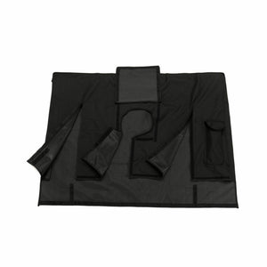 "60""-65"" Inch Waterproof TV Cover Protector Black"