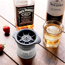Load image into Gallery viewer, 2Pcs Whiskey Cocktail ICE Ball Mold Sphere