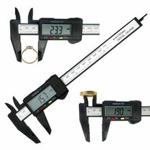 Load image into Gallery viewer, 150mm 6'' Inch Electronic Digital Vernier Micrometer Caliper