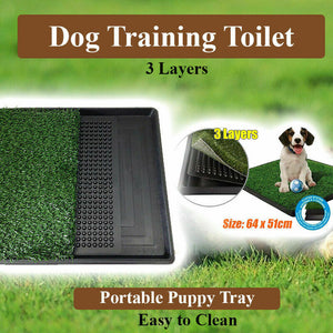 Puppy Pet Dog Indoor Toilet Training Pads  64X51cm