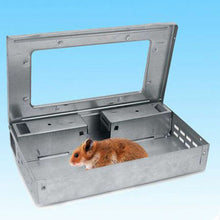 Load image into Gallery viewer, Live Catch Mouse Reusable Trap Humane Safe