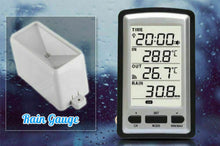 Load image into Gallery viewer, Semi-Pro Wireless Weather Station With Rain Gauge
