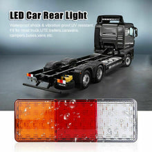 Load image into Gallery viewer, 75 LED Truck Tail Light