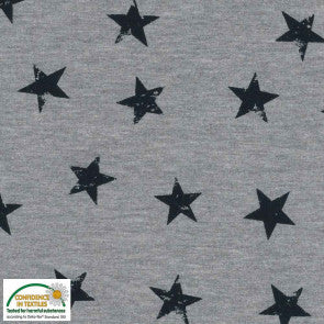 Sweatshirt Brushed - Stars