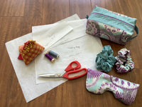 April Break Sewing Camp - Toiletry Bag and Accessories